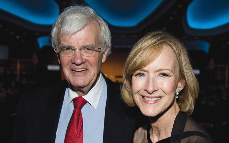 The inspirational married life of Judy Woodruff and husband Al Hunt: See the journey of Judy from being a reporter to wife and a mother
