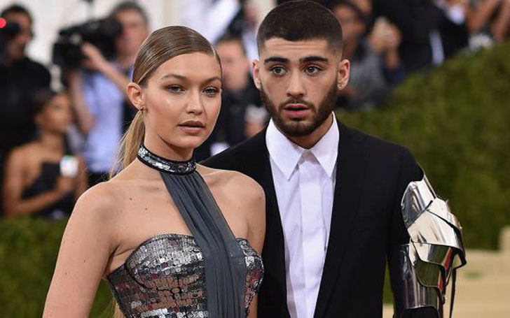 Model Gigi Hadid is rumored to be getting engaged with boyfriend Zyan Malik: The couple started dating in late 2015
