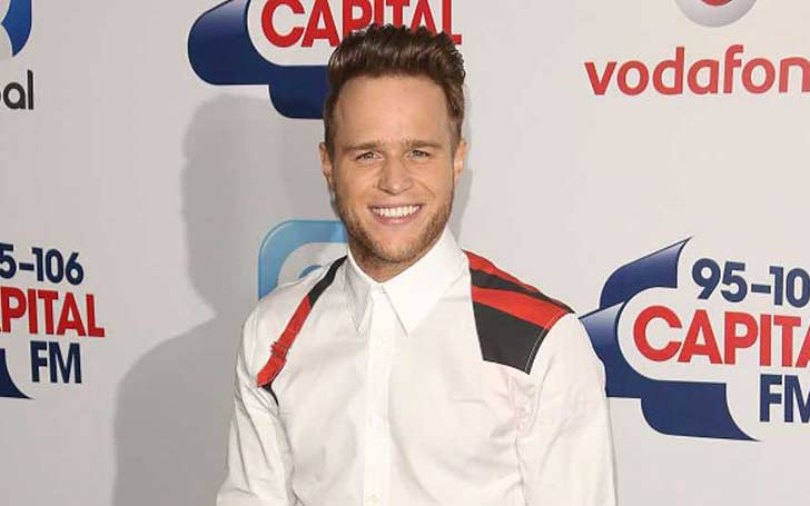 The Voice of UK Judge Olly Murs Dating Any Girlfriend? His Past Affairs and Relationships