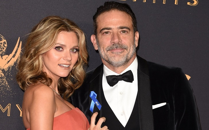 Jeffrey Dean Morgan Is Married To Actress Hilarie Burton
