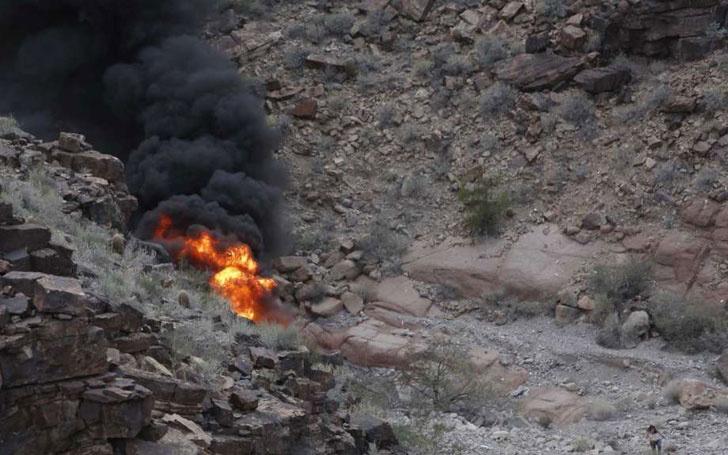 Three British Killed And 4 Injured In A Helicopter Crash At Grand Canyon, Arizona