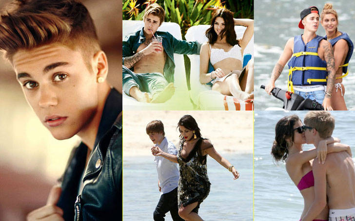 The Heartthrob singer, Justin Bieber is also famous for his Lover boy image; here is the list of top 12 Hollywood stars that dated him