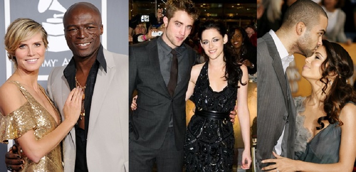 Top hollywood dating couples