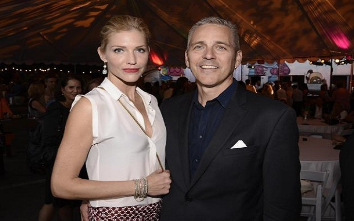 Tricia Helfer is Living Happily with her Husband Jonathan ...