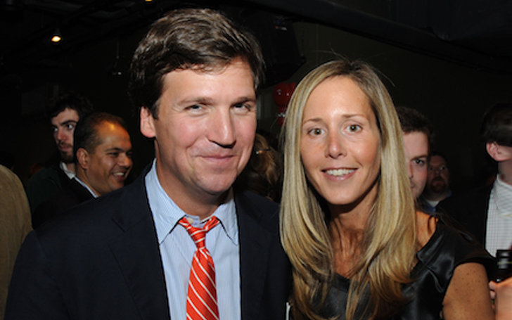 Tucker Carlson; see his Married life with Wife Susan Andrews. Any Divorce Rumors?
