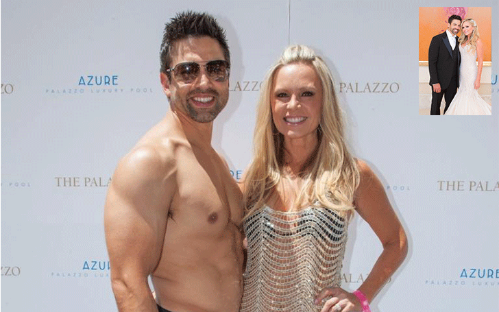 Tamra and eddie judge split are not