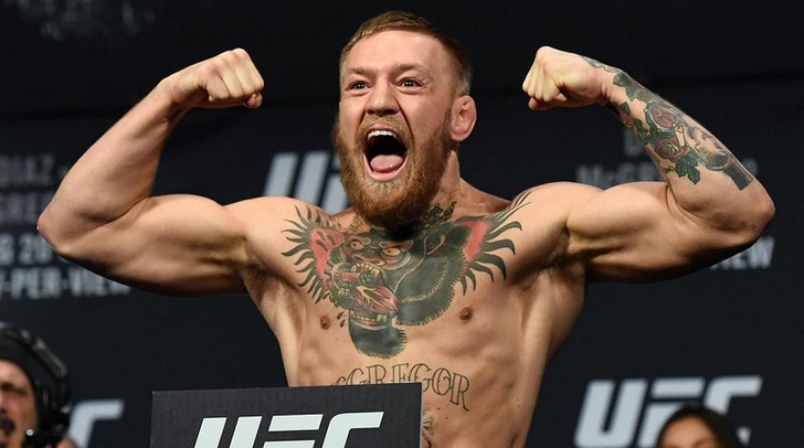 UFC Champion Conor McGregor Caught Deadly Australian Flu, Been Shaking In Bed For the Past Two Days!