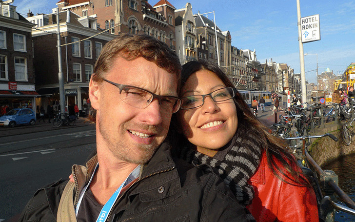 Violeta Ayala and her husband Dan Fallshaw married in 2012. Know about her family and children