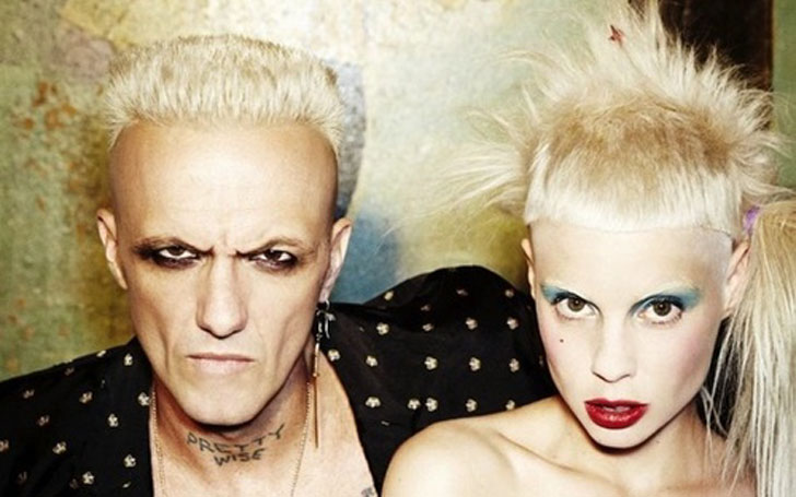 Singers Turned Lovers!! Die Antwoord Singers Watkin Tudor Jones' Relationship Girlfriend Yolandi Visser: Get All Details
