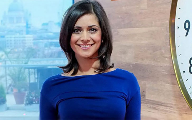 Weather Forecaster Lucy Verasamy is secretly dating her boyfriend, Know more about her affairs and rumors