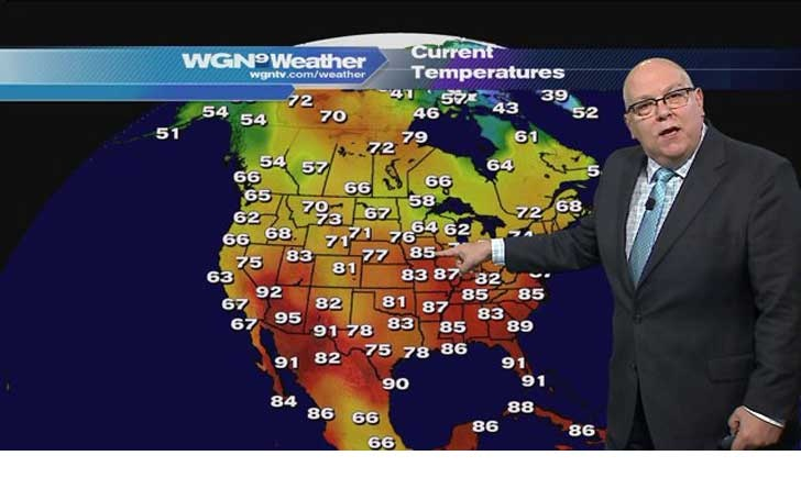 WGN-TV Meteorologist Tom Skilling, 65, is still not ...