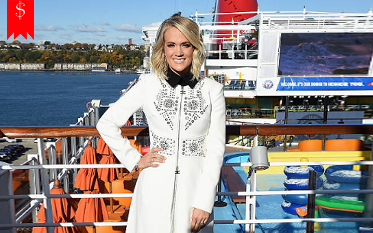 How much is the net worth of American Singer-Songwriter Carrie Underwood? Know about her Sources of Income in Detail