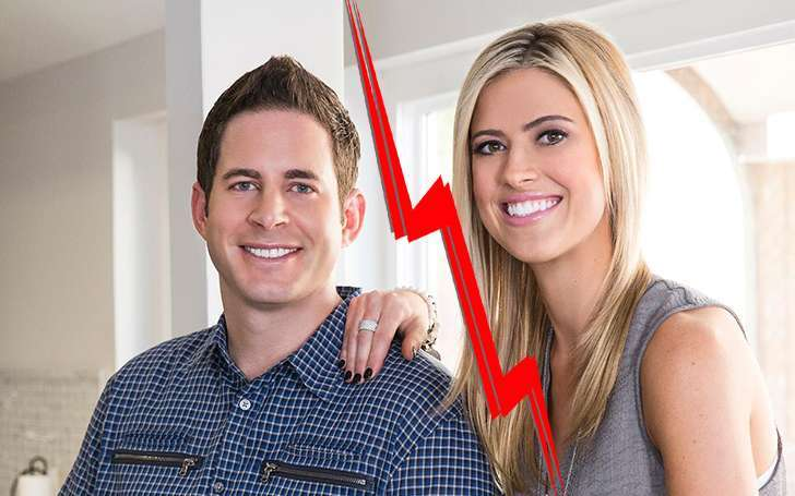 What is the reason behind the divorce of Tarek El Moussa and Christina El Moussa?