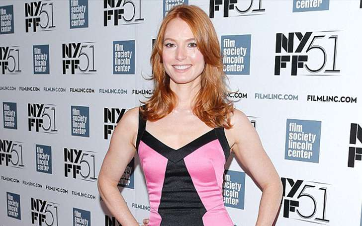Who is actress Alicia Witt's current Boyfriend? Find out about her affair, relationship and career