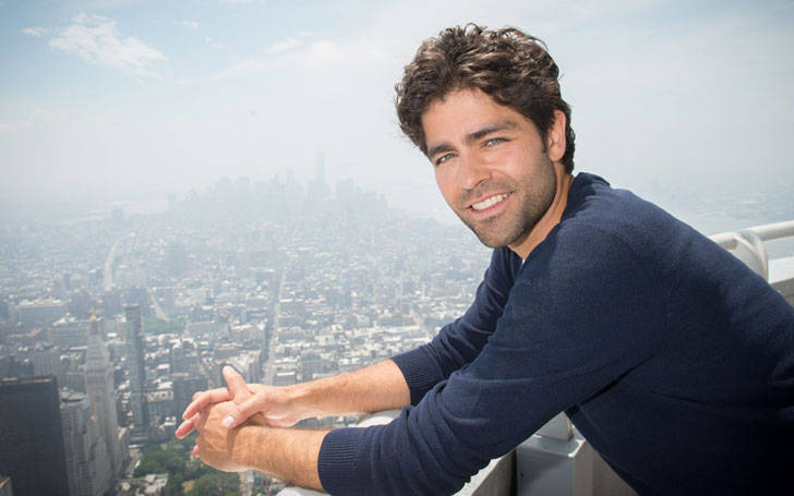 Adrian Grenier is dating someone. Know about his new girlfriend
