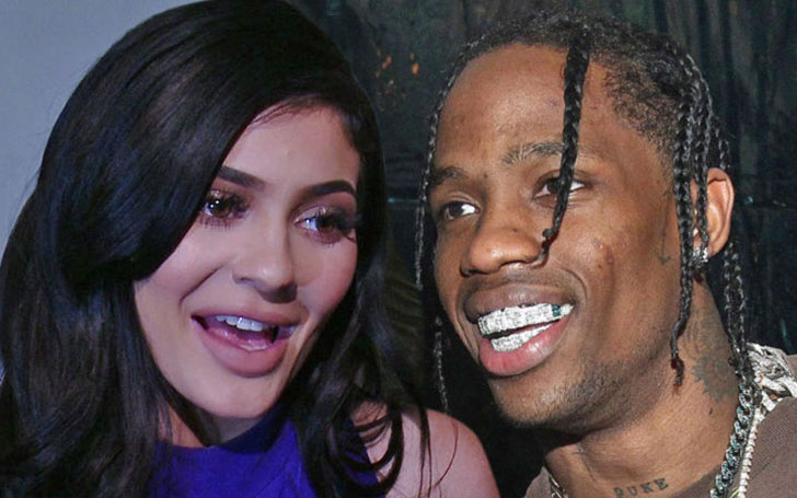 Kylie Jenner and Travis Scott-PDA All Over The Internet; Post Breaking Up With Tyga