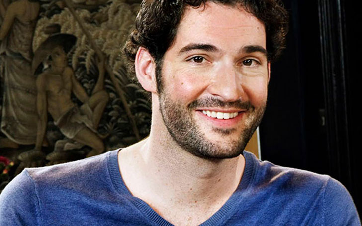 Miranda Actor Tom Ellis Is In A Relationship With Meaghan ...