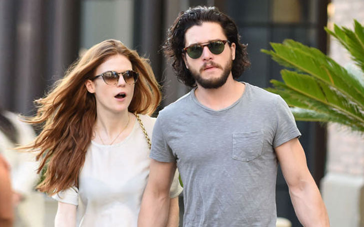 Game of Thrones' co-star Kit Harington and Rose Leslie are dating since five years. Any wedding rumors?