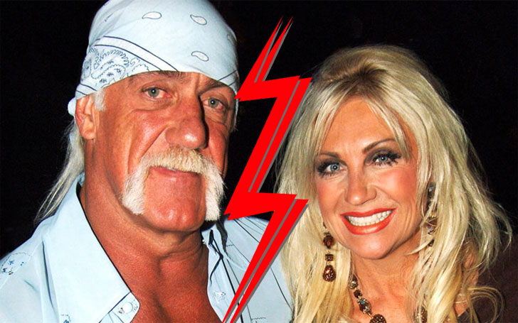 Hulk Hogan was accused of cheating wife Linda Hogan: The couple got married in 1983 and was divorced in 2009