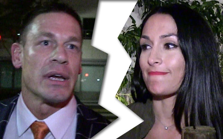 WWE Star John Cena And Nikki Bella Announces Split Few Weeks Prior To Their Wedding