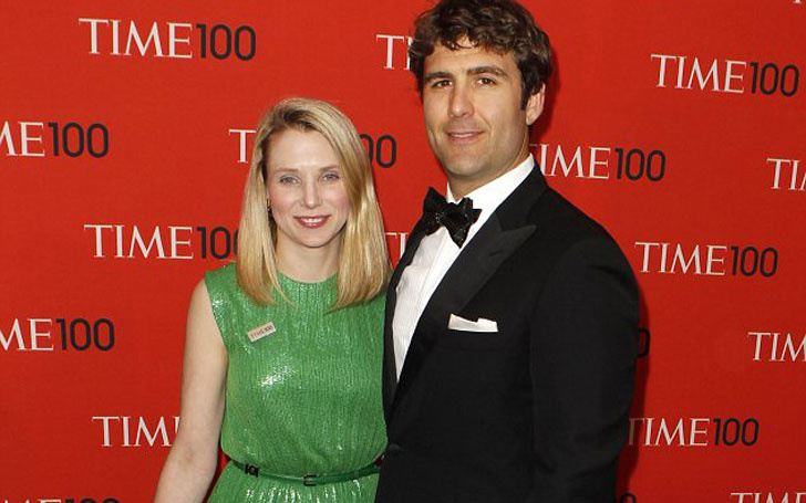 Yahoo Ceo Marissa Mayer Is Married To Zachary Bogue See Her Family Life And Also