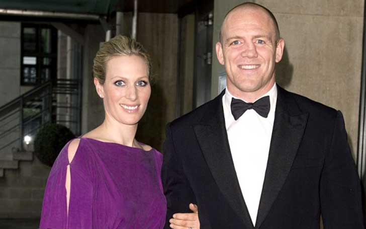 The Beautiful Love Story Of The Granddaughter Of Queen Elizabeth II, Zara Tindall And Rugby Player Mike Tindall-Married For Seven Years, How It All Started?