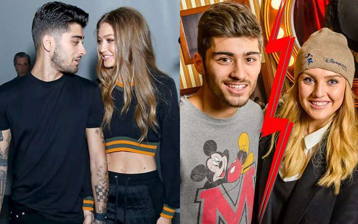 'Still got time' singer, Zayn Malik is yet again bashed by his fans for dumping ex-girlfriend Perrie Edwards: Currently dating model Gigi Hadid