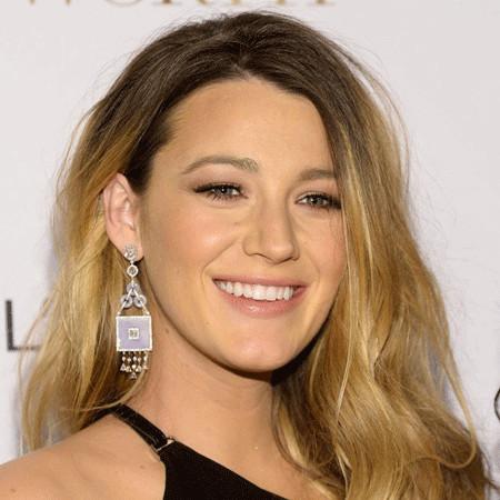 Blake lively lesbian