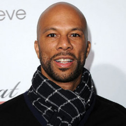 Is common married to who Common (rapper)