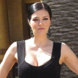 Adrianne curry breast