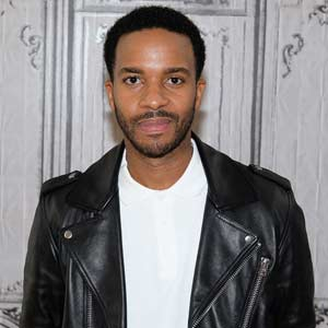 Andre Holland wiki, affair, married, age, height, girlfriend
