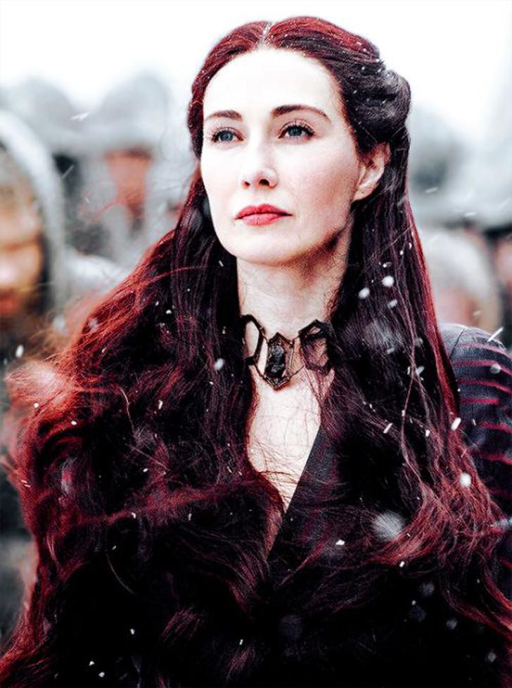 Carice van Houten Game of Thrones(MELISANDRE) photo gallery