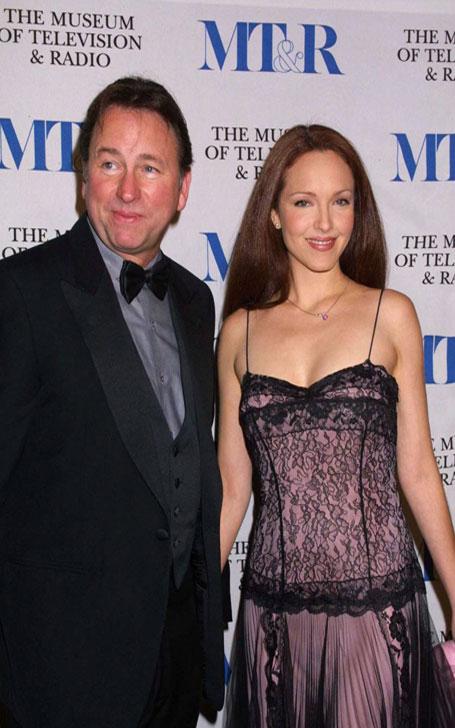 John Ritter and Amy Yasbeck