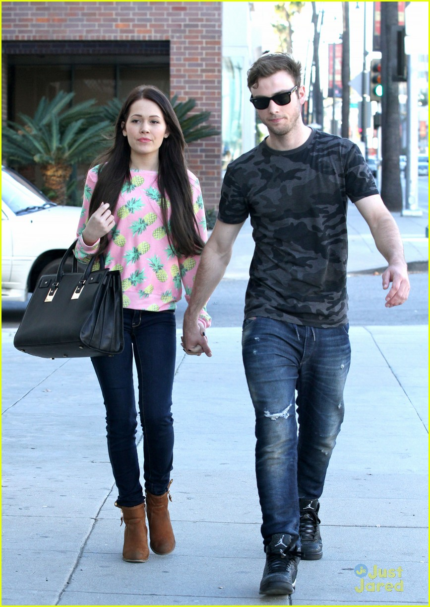 kelli berglund and sterling beaumon gstar visit