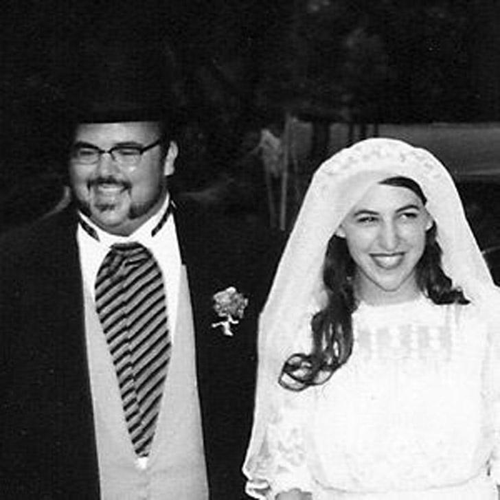 Mayim Bialik is divorc...