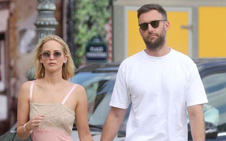 Jennifer Lawrence and Beau Cooke Maroney Engaged to Be Married
