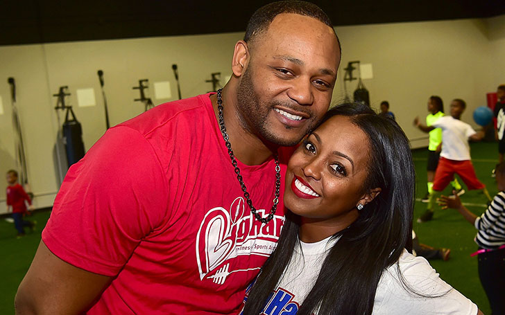 Keshia Knight Pulliam and her NFL husband Edgerton Hartwell splitted just after 7 months of Marriage