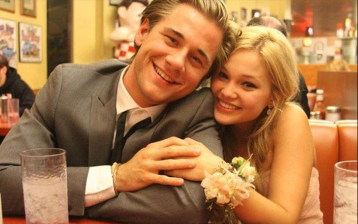 Olivia Holt and Luke Benward engaged or not. Are they getting married?