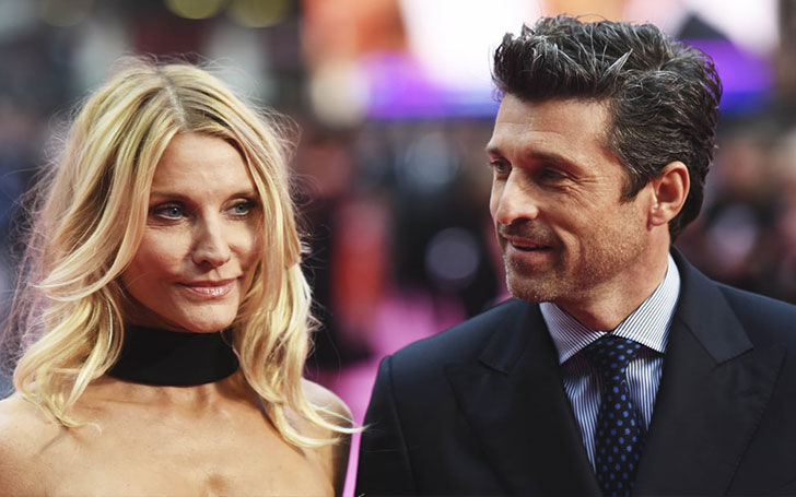 PATRICK DEMPSEY AND JILLIAN FINK getting divorce