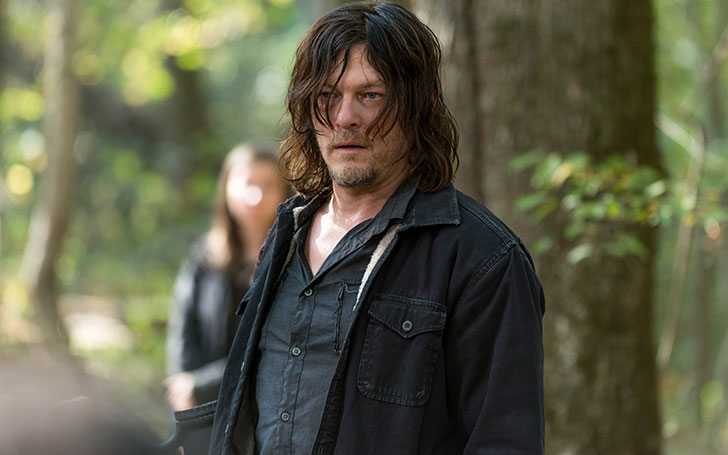 Is Norman Reedus single or divorced? Who could be his girlfriend?