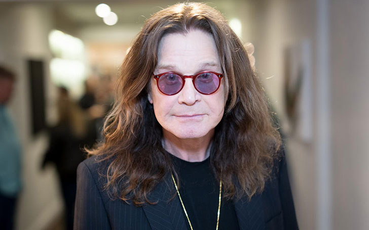 Ozzy Osbourne criticized for alleged affair