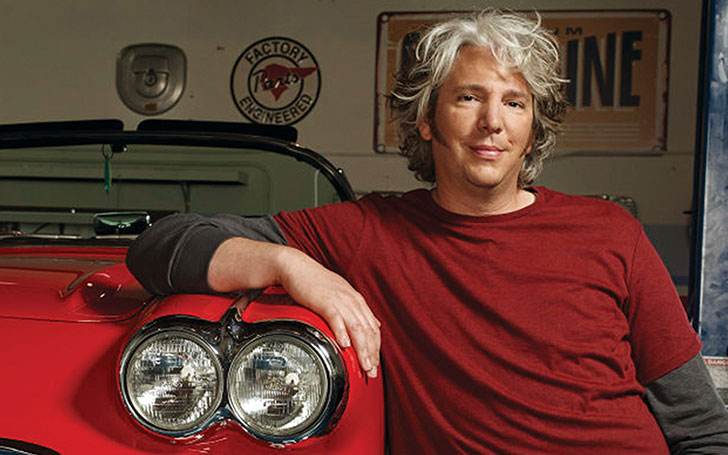 Edd China is married