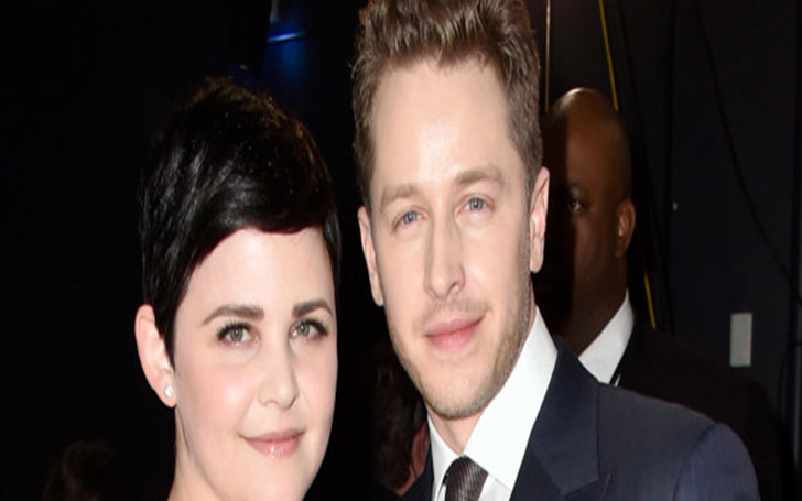 Josh Dallas expecting his second son with wife Ginnifer Goodwin