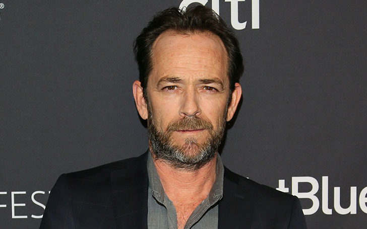 Luke Perry Has Passed Away after his Struggle with Stroke; Surrounded by his Family; Many Celebrities Reacted on Twitter