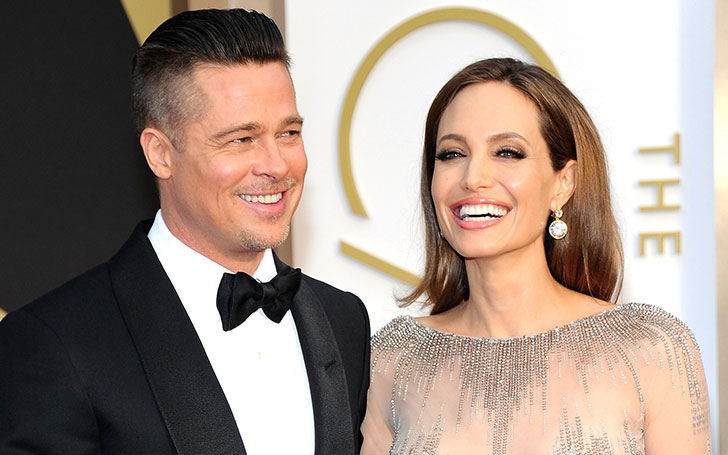 Are Angelina Jolie and Brad Pitt getting divorce?