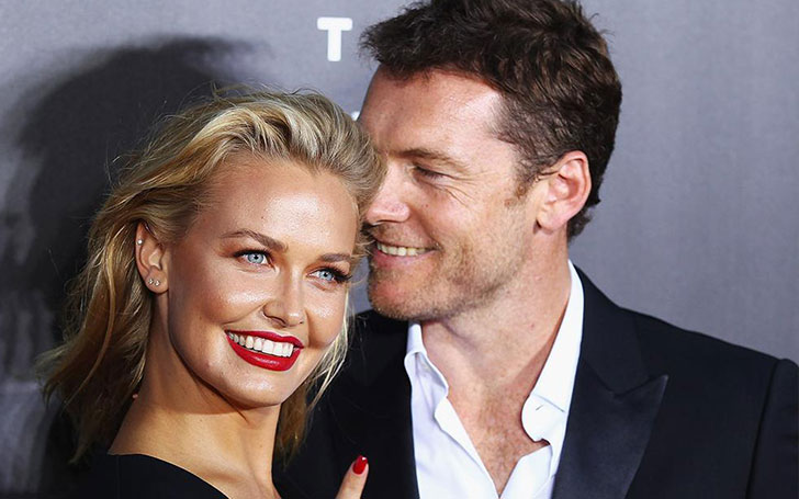 Are Lara and Sam Worthington expecting their second child?