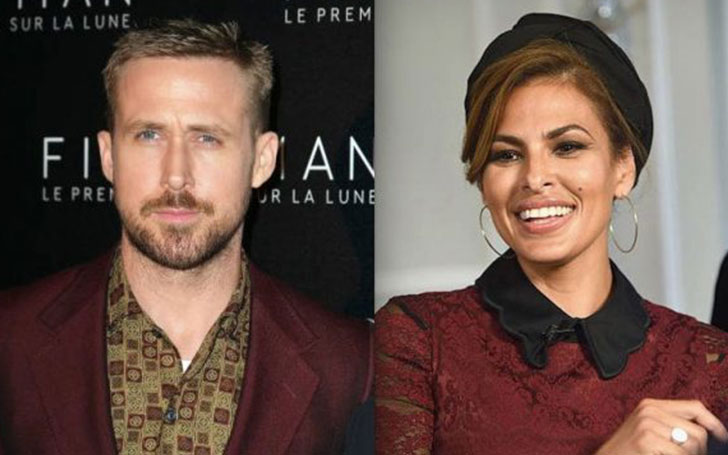 Are Ryan Gosling and Eva Mendes getting married?