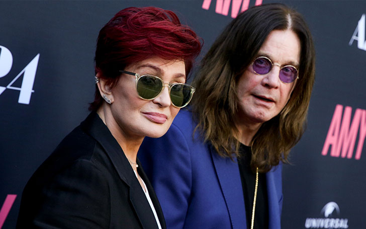 OZZY And SHARON OSBOURNE end their marriage