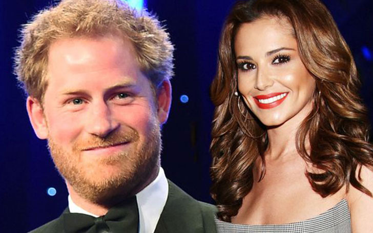 Prince Harry encouraged to marry Cheryl