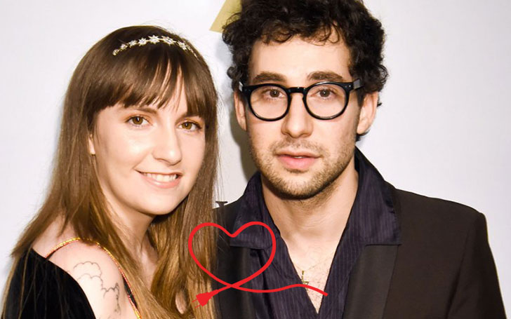 Are Lena Dunham and her Boyfriend Jack Antonoff in relationship?